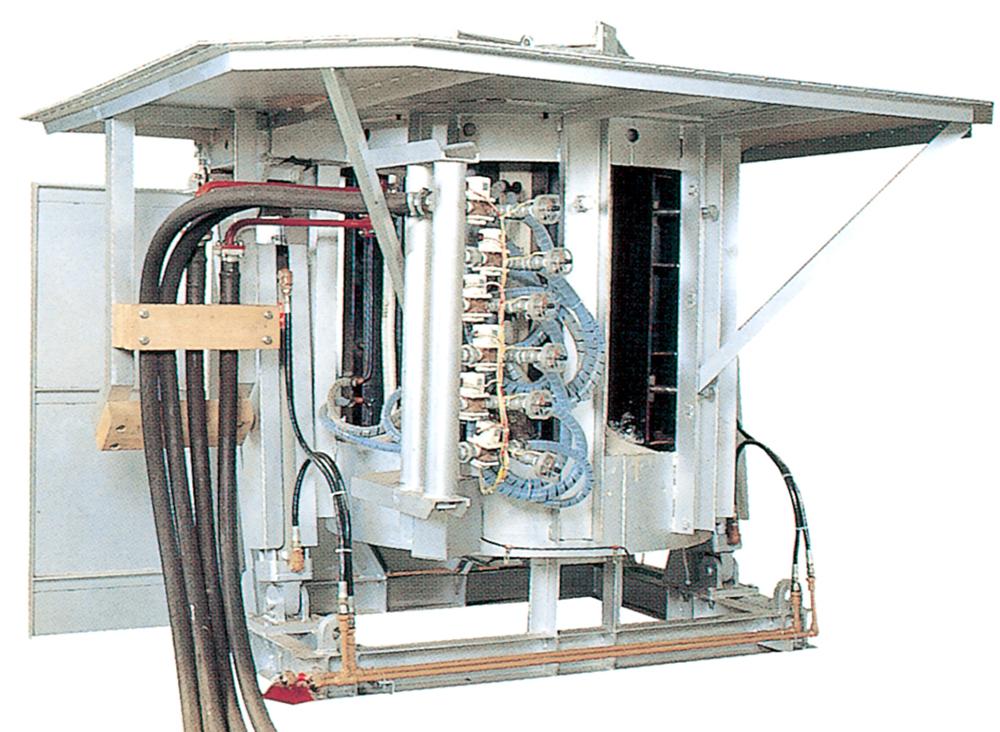 高周波誘導炉