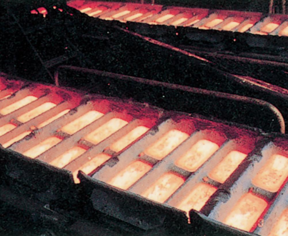 鋳鉄素形材部門イメージ
